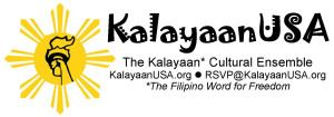 The new logo of the KalayaanUSA Cultural Ensemble is now on a new banner to be unveiled this weekend.