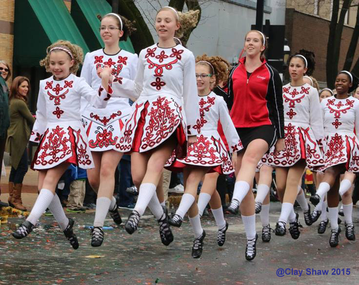The Ni Riain School of Irish Dance is sending a large dance troupe to perform at this year's Heritage Festival