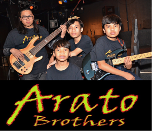 "Arato Brothers to perform at Sixth Annual Heritge Fiesta ""bring a dish"" annual picnic on July 15, 2017 at Cousler Park, York County PA."